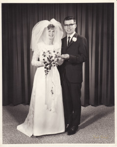 Mr. & Mrs. Art Martens September 18, 1965