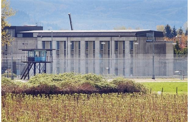 Matsqui Institution by ian lindsay Vancouver Sun