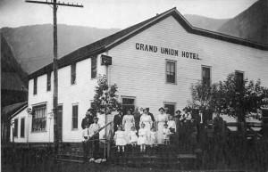 Grand Union Hotel, 1906