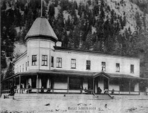 Similkameen Hotel, 1904