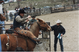Chopaka Rodeo photo permission by Nancy Allison