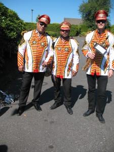 3 Band Members