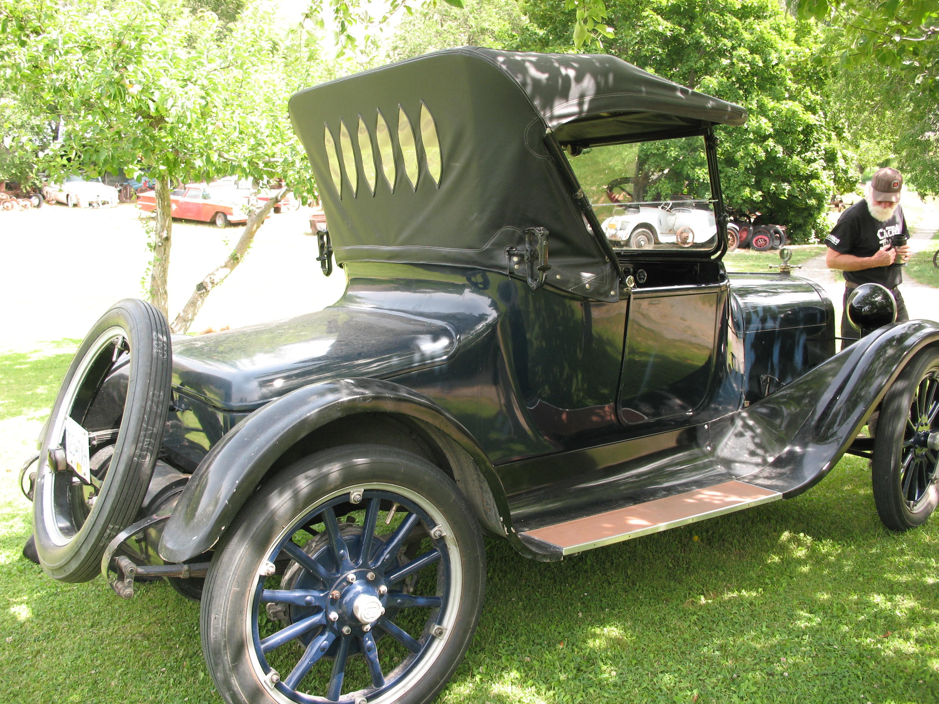 1921 Dodge Roadster