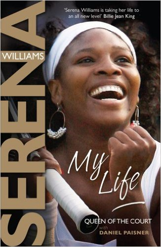 Cover Of Book By Serena Williams
