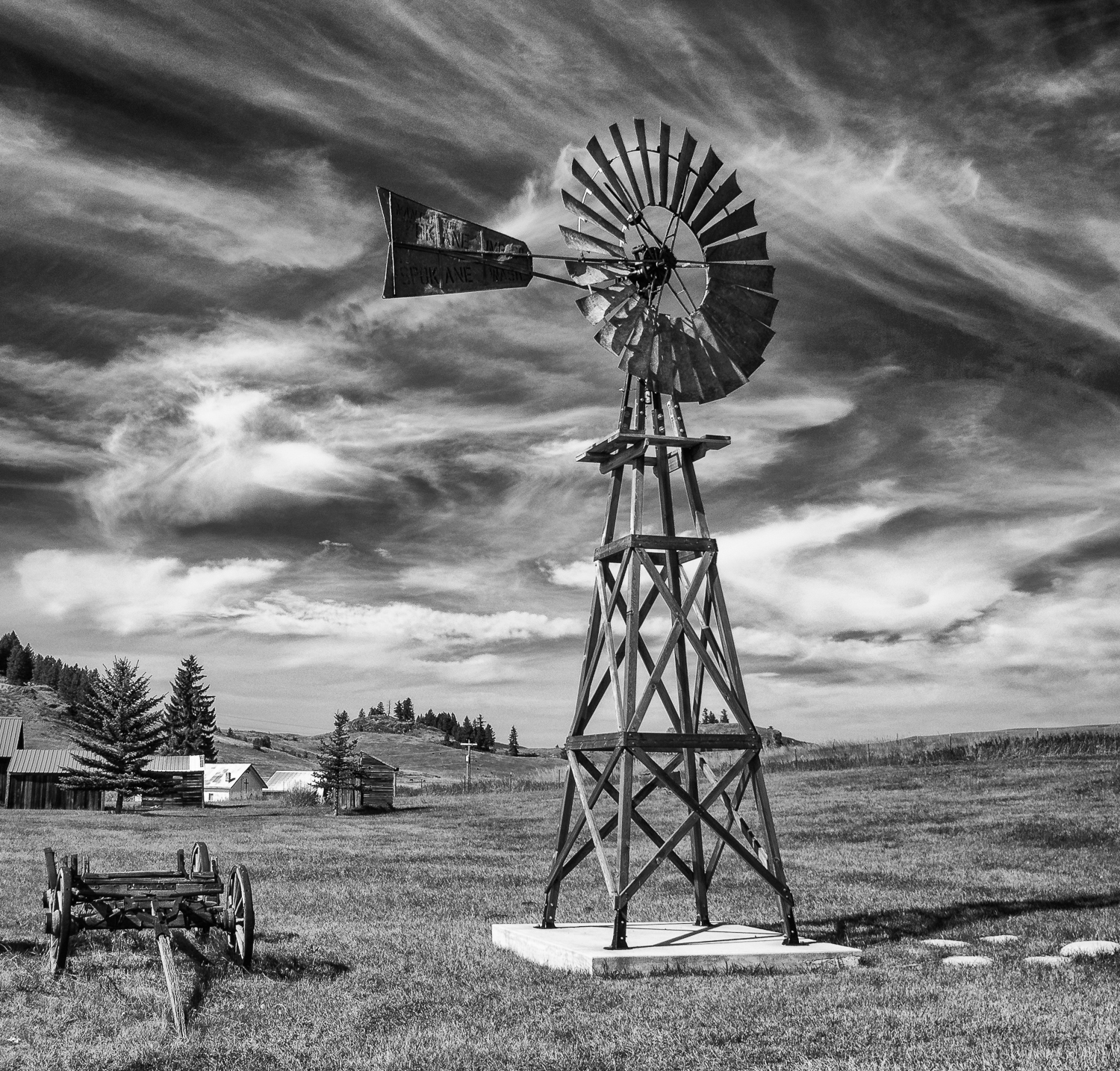 """Back in the Day"" by Terry Friesen"