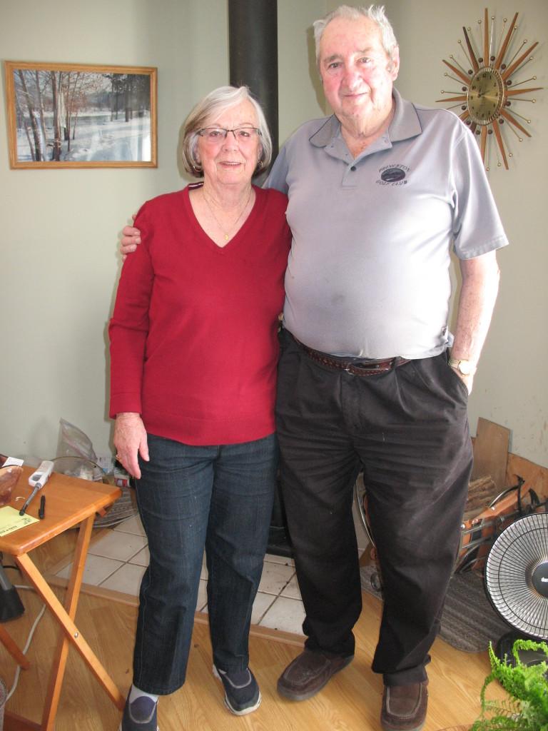 Beryl & Dinny Mullin