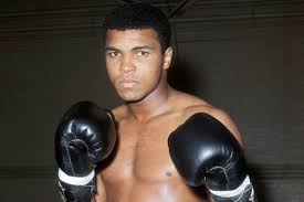 Muhammad Ali, photo by Mirror.co.uk