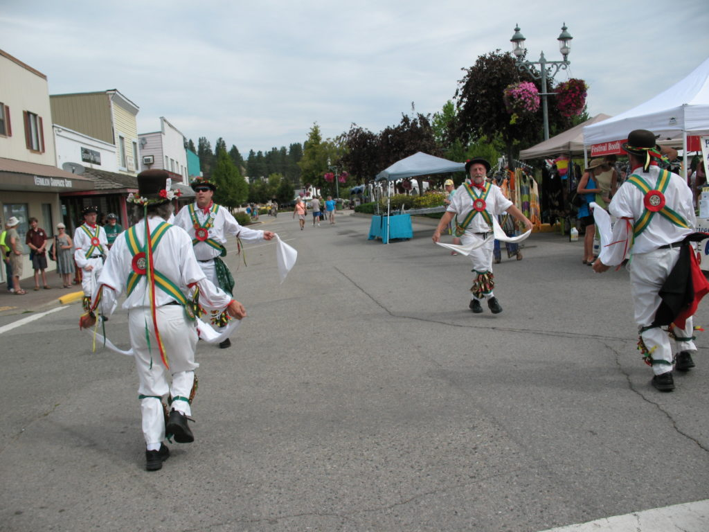 The Vancouver Morris Men