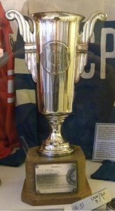 World Hockey Championship Trophy awarded 1953 - 1959