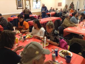 Hedley Christmas Dinner 2016
