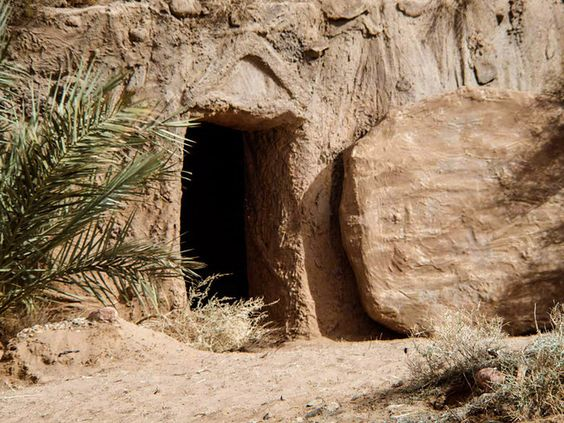 The Empty Tomb (pinterest photo)