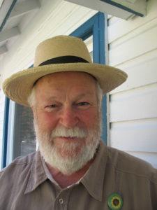 Dave Cursons of Dumplingdale Organic Farm, Cawston, BC